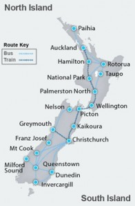 new zealand train travel